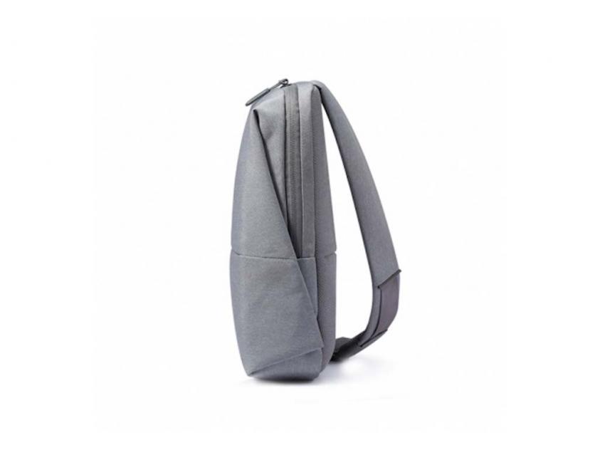 Τσάντα για Laptop Xiaomi Mi City Sling Backpack 2 Light Grey (ZJB4194GL)
