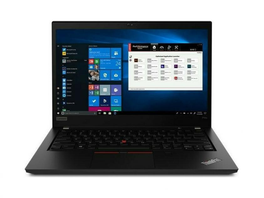 Workstation Laptop Lenovo ThinkPad P14s Gen1 14-inch i7-10610U/16GB/1TB/Nvidia Quadro P520/W10P/3Y/Black (20S40042GM)