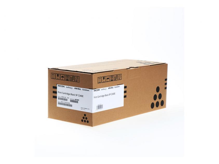 Toner Ricoh SP C340E Black 5000Pgs (407899)