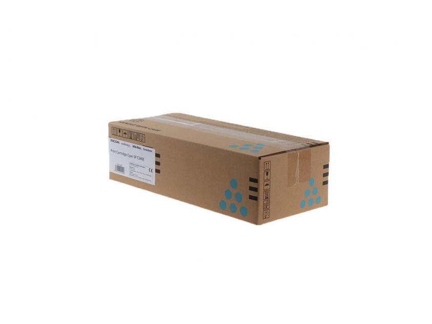 Toner Ricoh SP C340E Cyan 5000Pgs (407900)