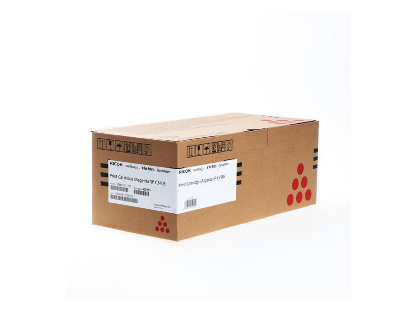 Toner Ricoh SP C340E Magenta 5000Pgs (407901)
