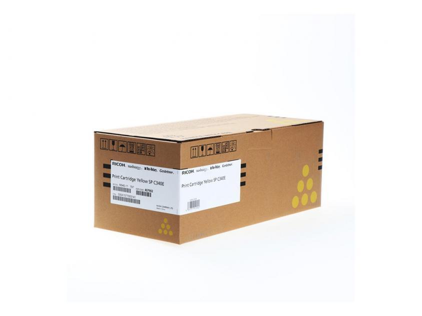 Toner Ricoh SP C340E Yellow 5000Pgs (407902)