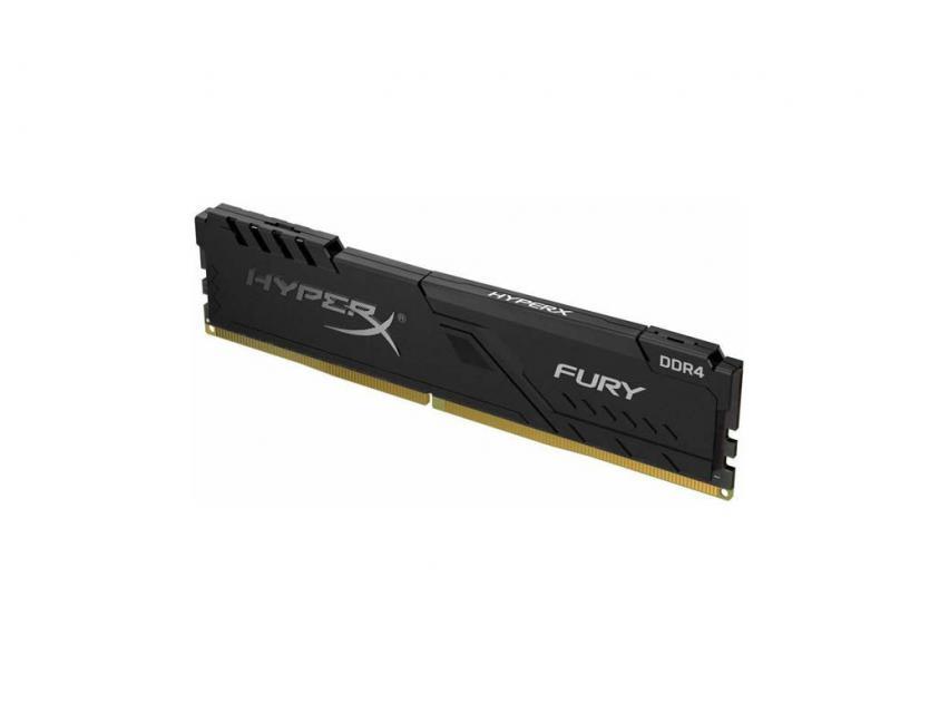 Μνήμη RAM Kingston HyperX Fury Black 16GB Kit (2X8GB) DDR4 3200MHz (HX432C16FB3K2/16)