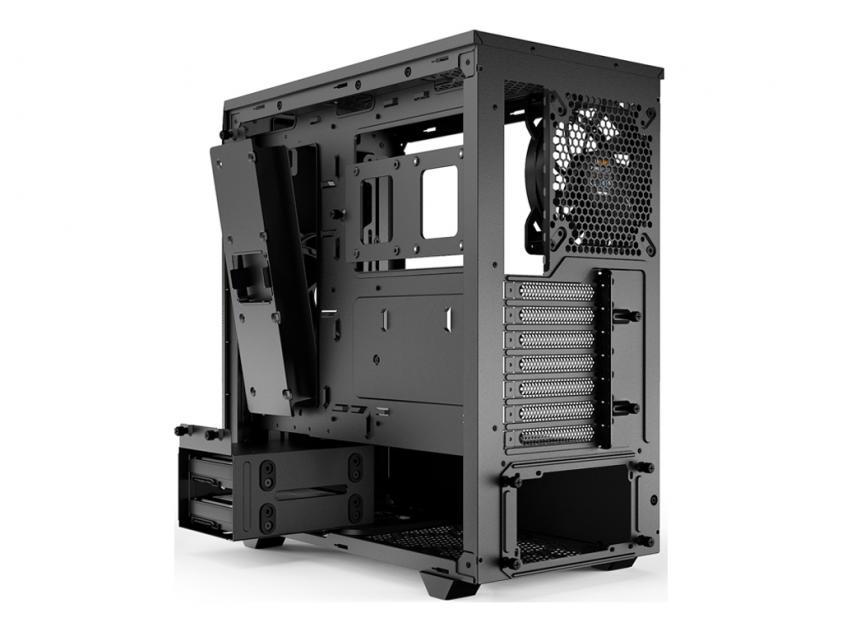 Κουτί Be Quiet Pure Base 500 Window Black (BGW34)