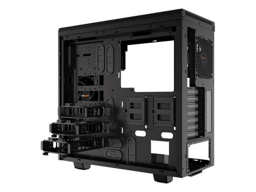 Κουτί Be Quiet Pure Base 600 Window Black (BGW21)