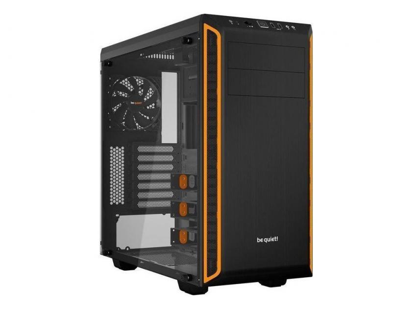 Κουτί Be Quiet Pure Base 600 Window Orange (BGW20)