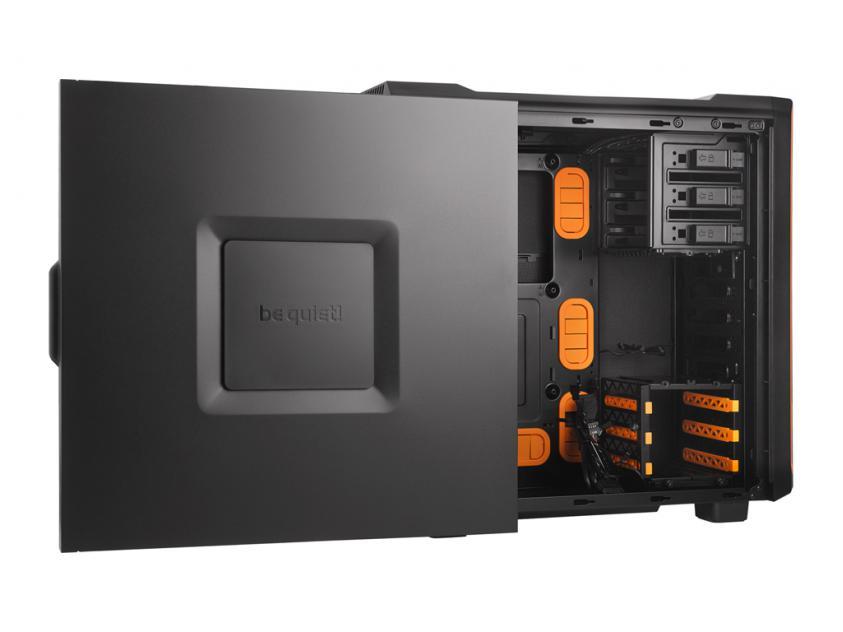 Κουτί Be Quiet Silent Base 600 Orange (BG005)