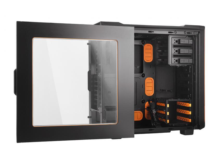 Κουτί Be Quiet Silent Base 600 Window Orange (BGW05)