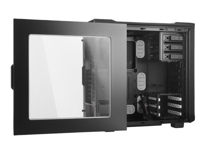 Κουτί Be Quiet Silent Base 600 Window Silver (BGW07)
