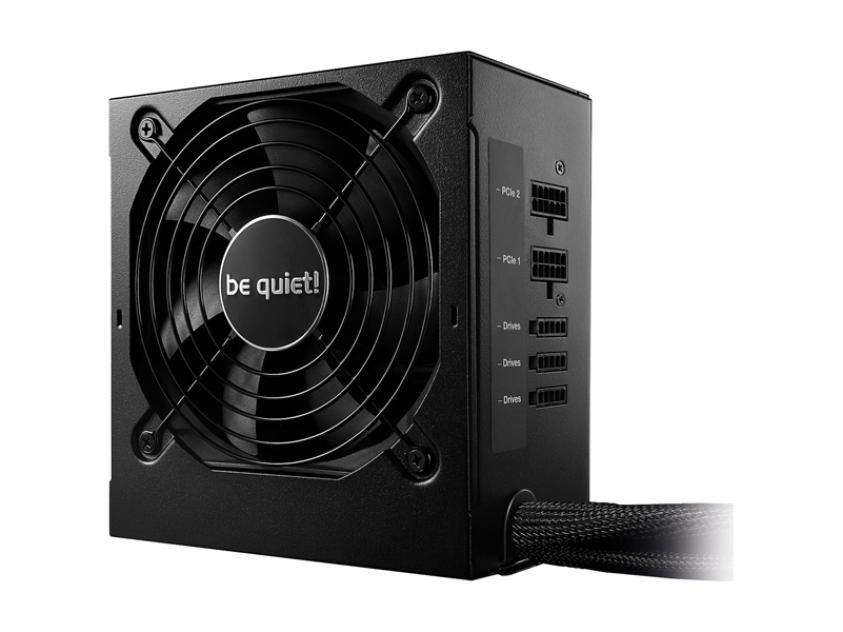 Τροφοδοτικό Be Quiet System Power 9 CM 600W (BN302)