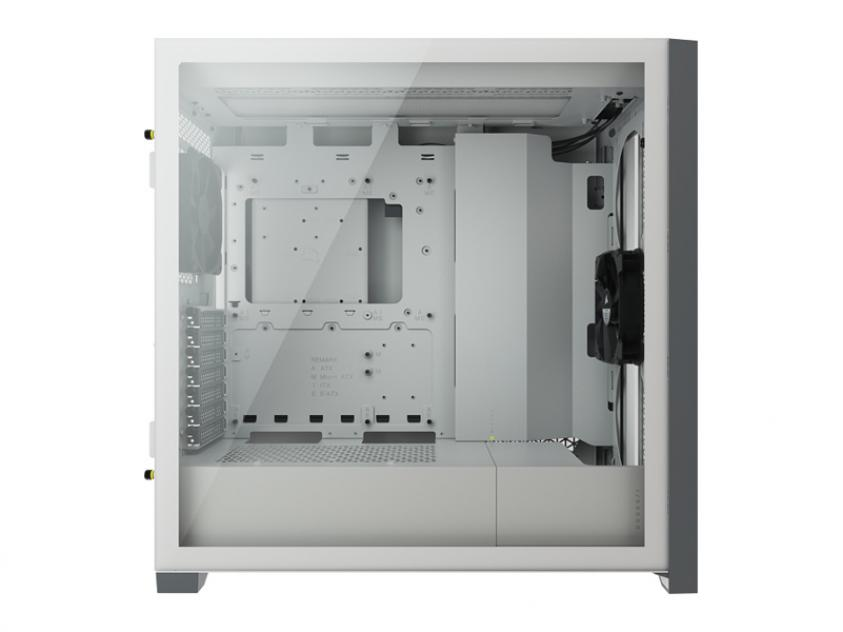 Κουτί Corsair 5000D Airflow White (CC-9011211-WW)