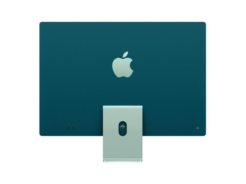 Desktop Apple iMac 2021 8Core  M1 8GB/256GB/ 24 4.5K Retina- Green  (MGPH3GR/A)