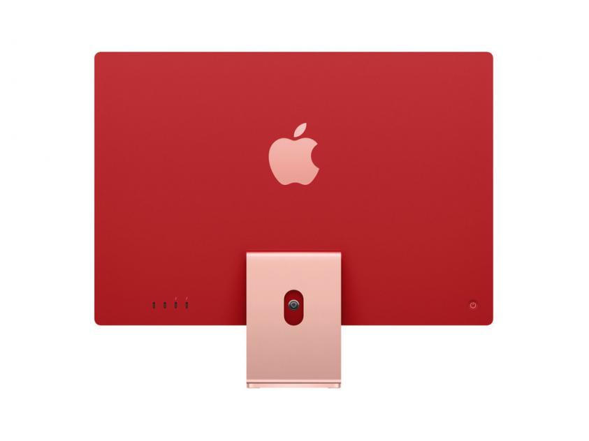 Desktop Apple iMac 2021  8Core  M1 8GB/256GB/ 24 4.5K Retina - Pink  (MGPM3GR/A)