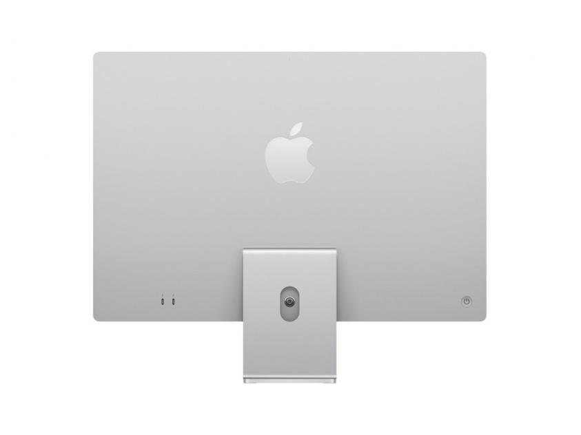 Desktop Apple iMac 2021 8Core  M1 8GB/512GB/ 24 4.5K Retina- Silver  (MGPD3GR/A)