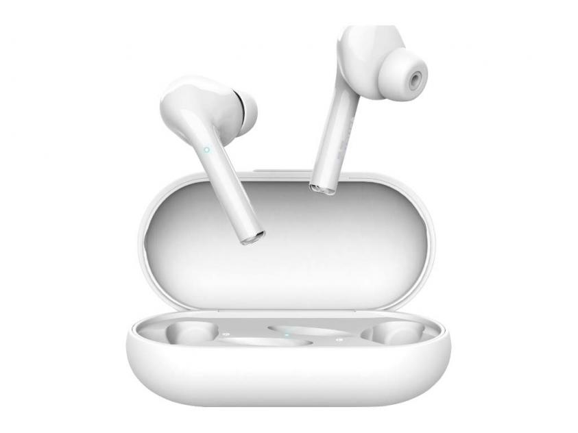 Ακουστικά Handsfree Trust Nika Touch White (23705)
