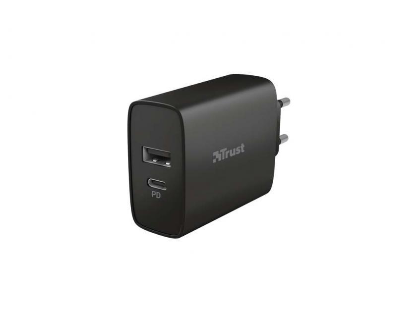 Wall Charger Trust 30W QMAX USB-C (23558)