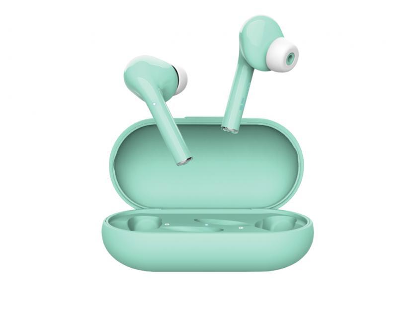 Ακουστικά Handsfree Trust Nika Touch Mint (23703)