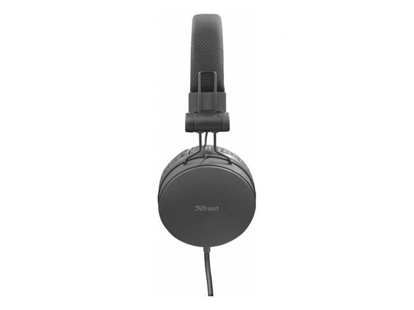 Ακουστικά Trust Tones Black (23552)