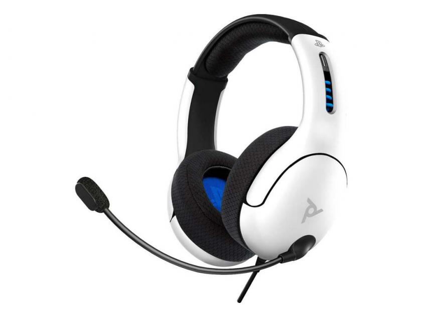 Gaming Ακουστικά PDP LVL50 Stereo Wired White PS4/PS5 (051-099-EU-WH)
