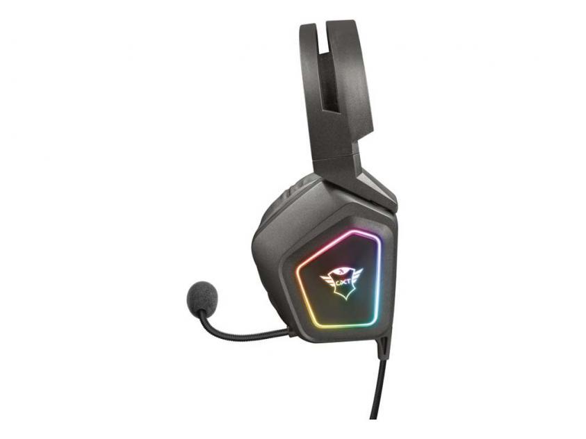 Gaming Ακουστικά Trust GXT450 RGB Blizz (23191)
