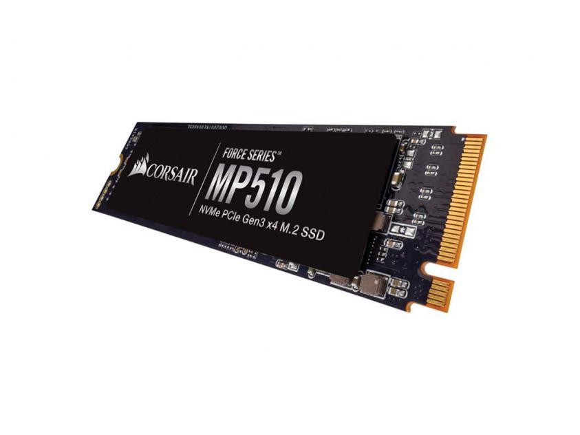 Εσωτερικός Σκληρός Δίσκος SSD Corsair MP510 240GB M.2 (CSSD-F240GBMP510)