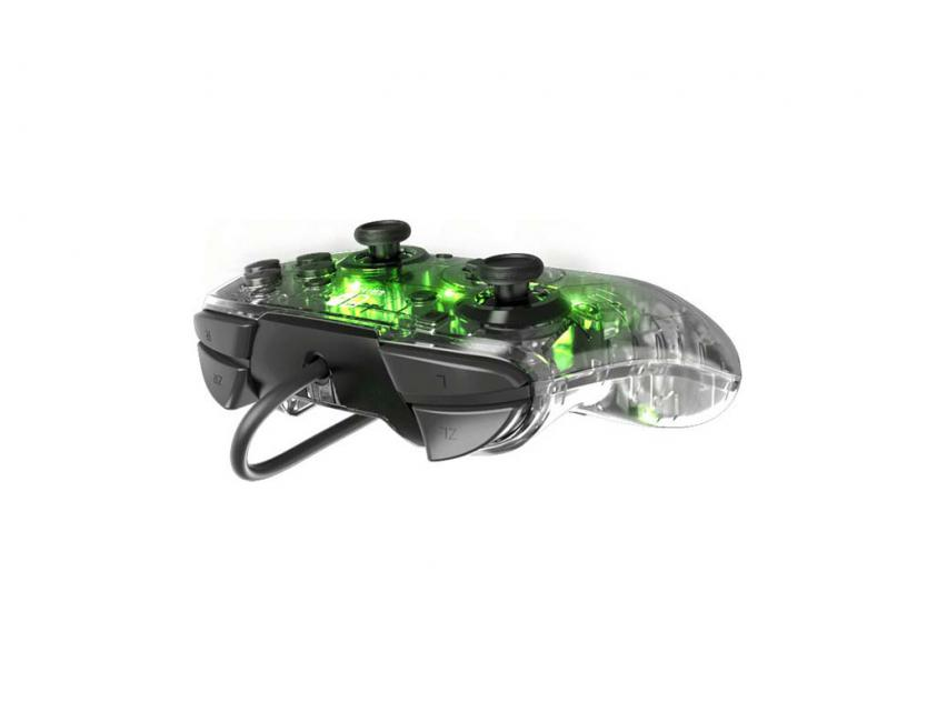 Controller PDP Afterglow W/L Deluxe Νintendo Switch (500-137-EU)