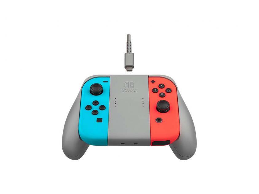 Φορτιστής PDP Joy-Con Charging Grip Plus for Nintendo Switch (500-180-EU)