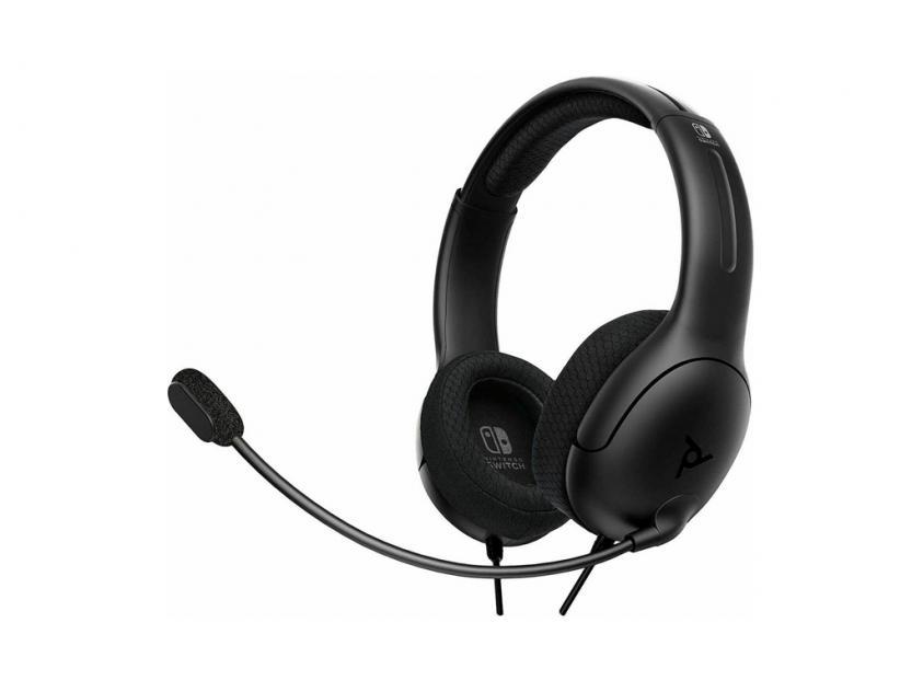 Gaming Ακουστικά PDP LVL40 NSW Wired Grey (500-162-EU-BK)