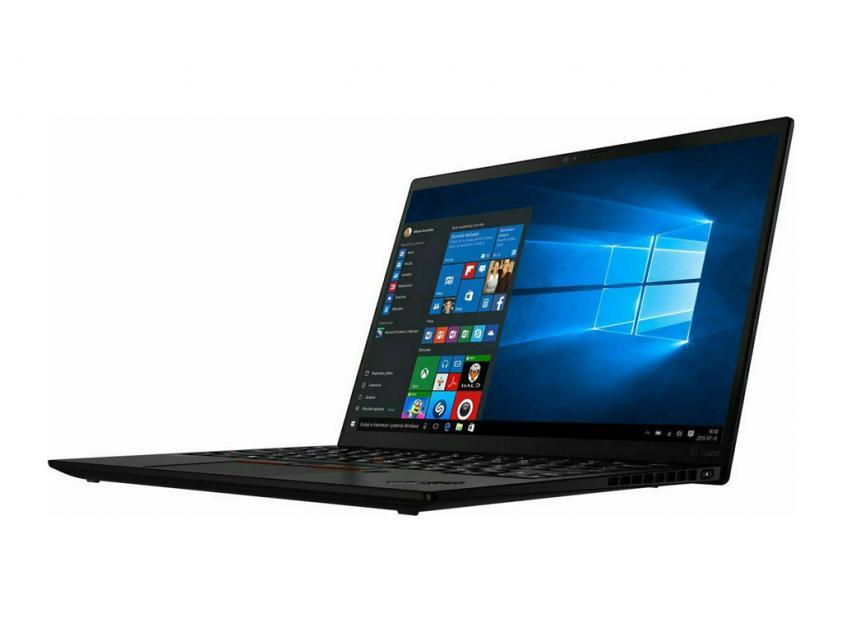 Laptop Lenovo ThinkPad X1 Nano Gen1 13-inch i7-1160G7/16GB/1TB/W10P/3Y/Black (20UN002KGM)