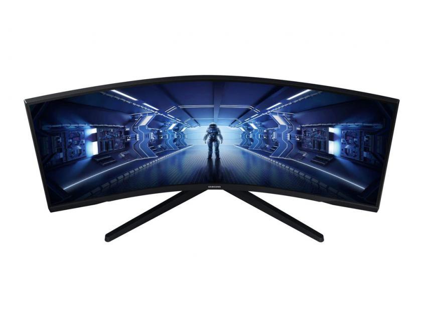 Gaming Οθόνη Samsung LC34G55T 34-inch Curved (LC34G55TWWRXEN)