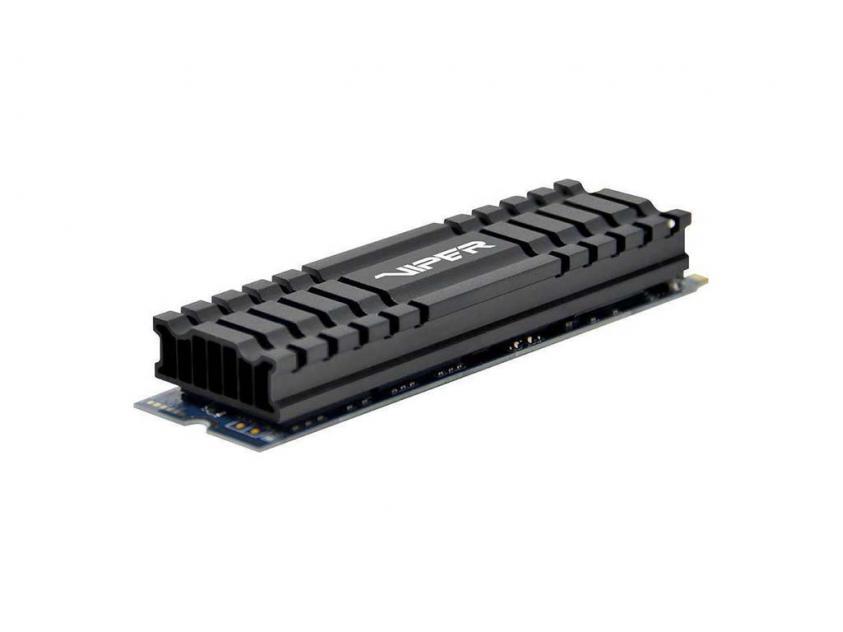 Εσωτερικός Σκληρός Δίσκος SSD Patriot Viper VPN100 256GB M.2 (VPN100-256GM28H)