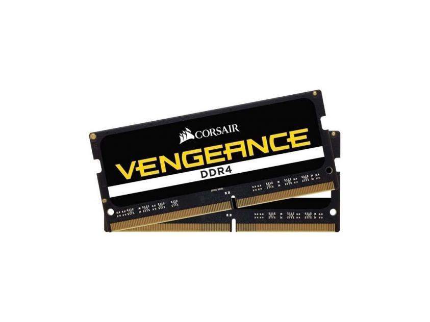 Μνήμη RAM Vengeance 16GB (2X8GB) DDR4 3200MHz CL22 SODIMM (CMSX16GX4M2A3200C22)