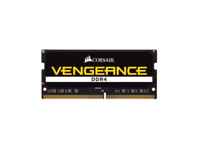 Μνήμη RAM Vengeance 32GB (2X16GB) DDR4 3200MHz SODIMM (CMSX32GX4M2A3200C22)