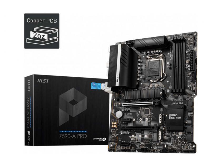 Μητρική MSI Z590-A Pro (7D09-003R)