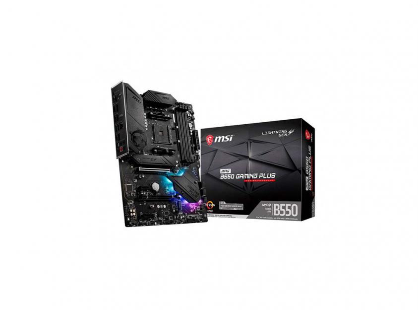 Μητρική MSI MPG B550 Gaming Plus (7C56-003R)