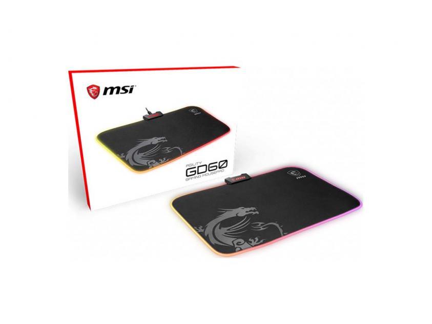 Gaming Mousepad MSI Agility GD60 (J02-VXXXXX5-D22)