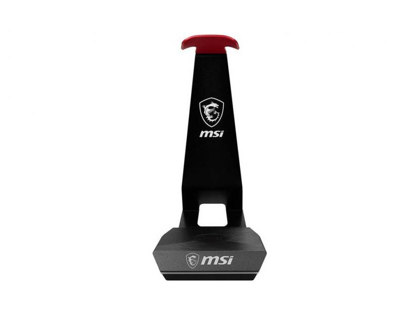 Combo Headset Stand With Wireless Charger MSI Immerse HS01 (S98-0700020-CLA)