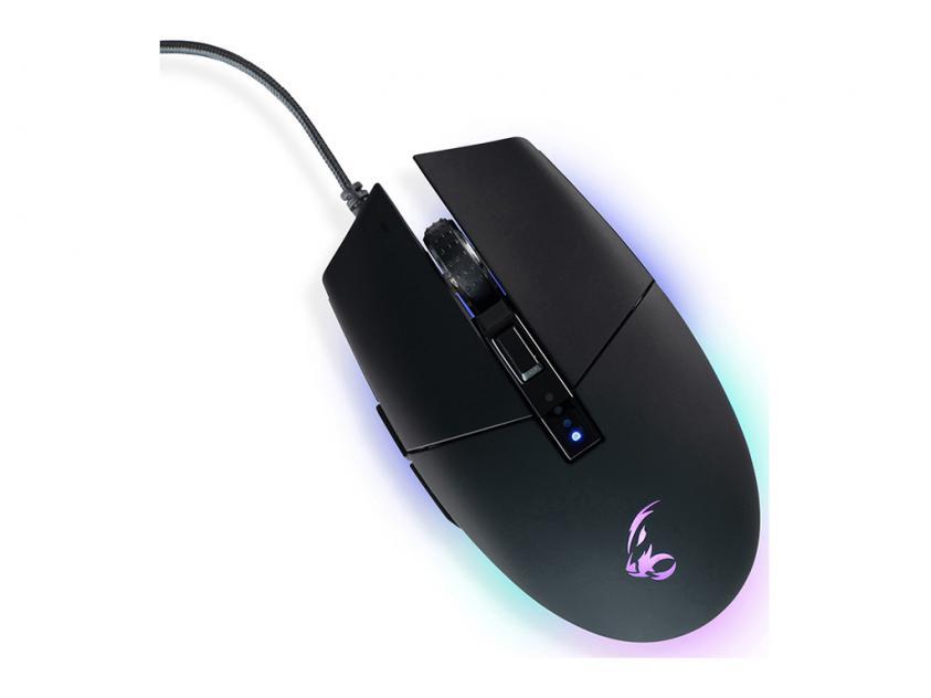 Gaming Ποντίκι MediaRange MRGS202 Wired RGB (MRGS202)