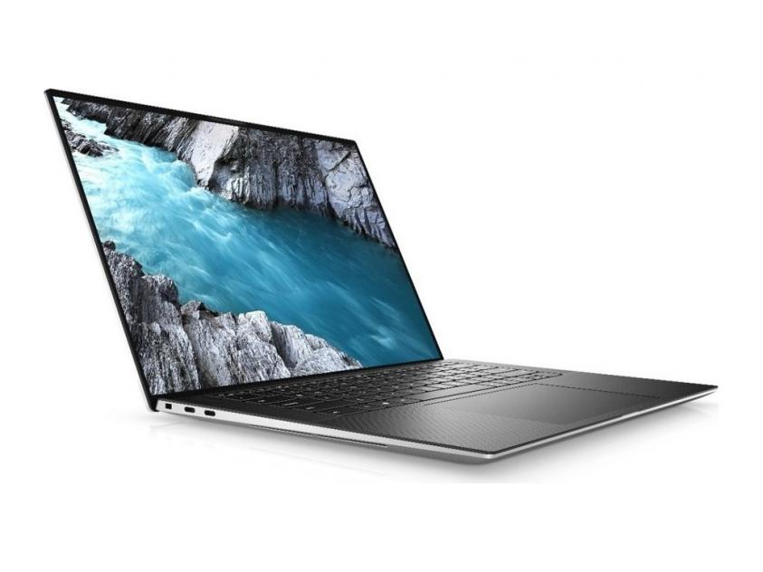 Laptop Dell XPS 9500 15.6-inch Touch i7-10750H/16GB/1TB/GeForce GTX 1650 Ti/W10P/2Y/Platinum Silver (NBXPS9500I71614WP)