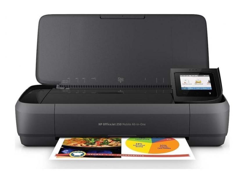 Πολυμηχάνημα MFP HP OfficeJet 250 Mobile All-in-One (CZ992A)
