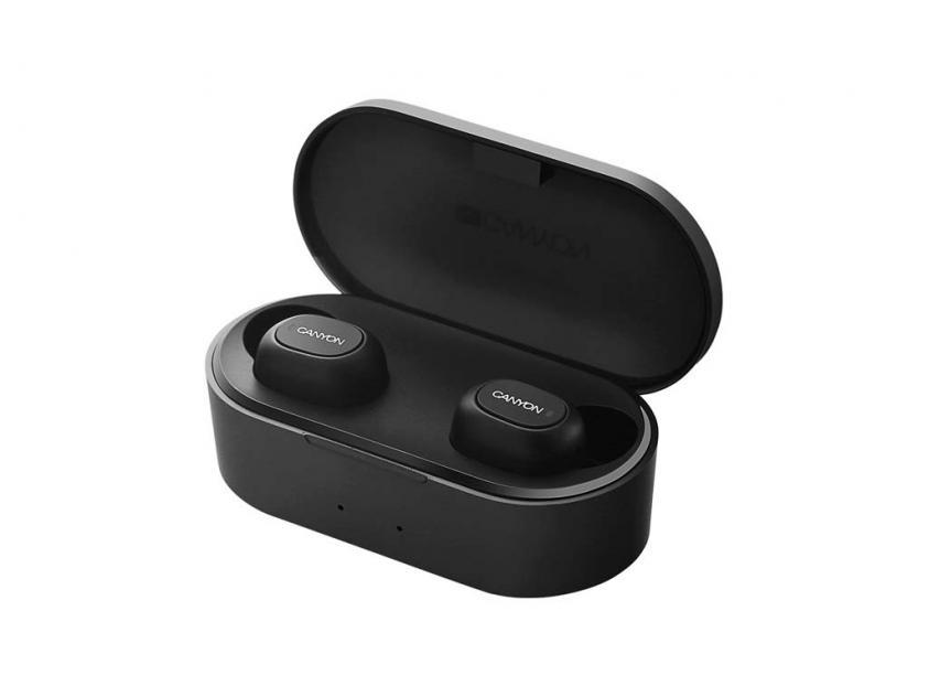 Ακουστικά Handsfree Canyon Wireless Stereo (CND-TBTHS2B)