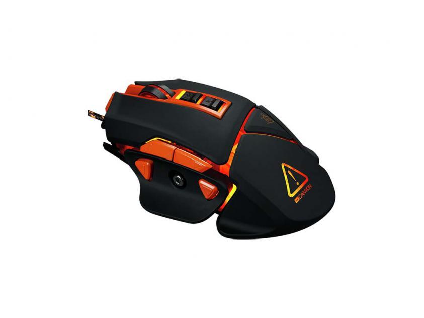 Gaming Ποντίκι Canyon Hazard (CND-SGM6N)