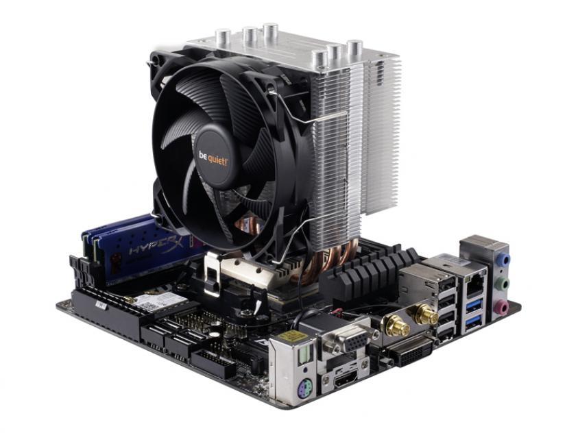 CPU Cooler Be Quiet Pure Rock Slim (BK008)