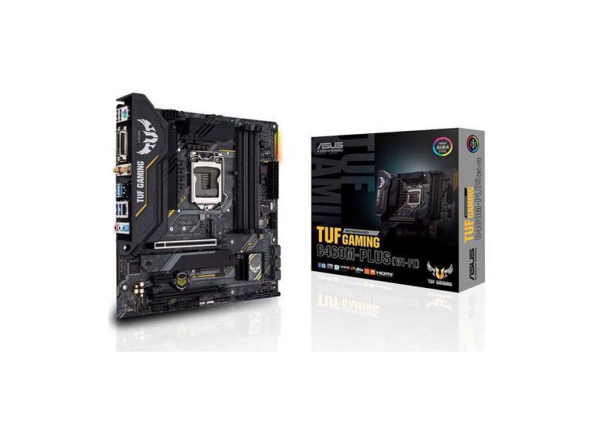 Μητρική Asus TUF Gaming B460M-Plus Wi-Fi (90MB1440-M0EAY0)