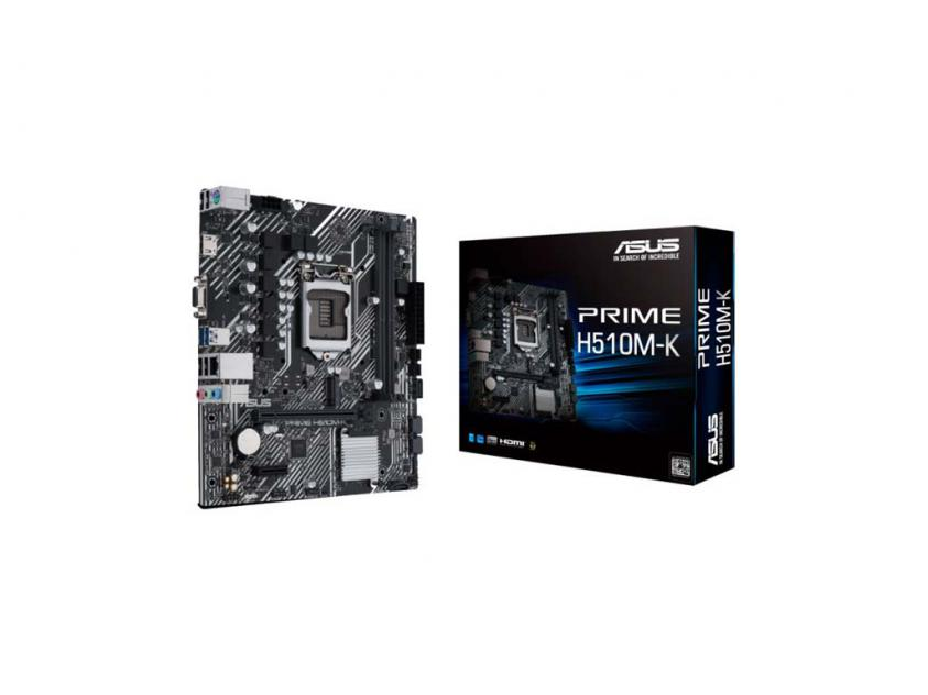Μητρική Asus Prime H510M-K (90MB17N0-M0EAY0)