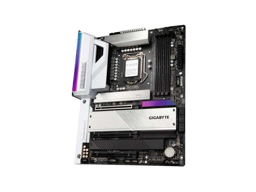Μητρική Gigabyte Z590 Vision G (GAZ59VSG-00-GA)