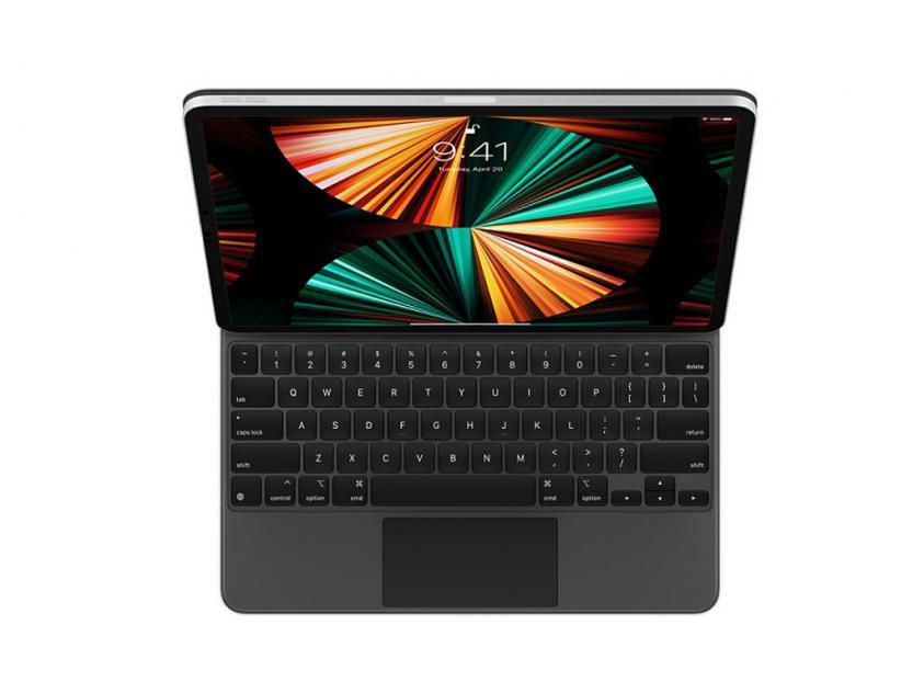 Apple Magic Keyboard for 12.9-inch iPad Pro (5th generation) EN- Black (MJQK3Z/A)