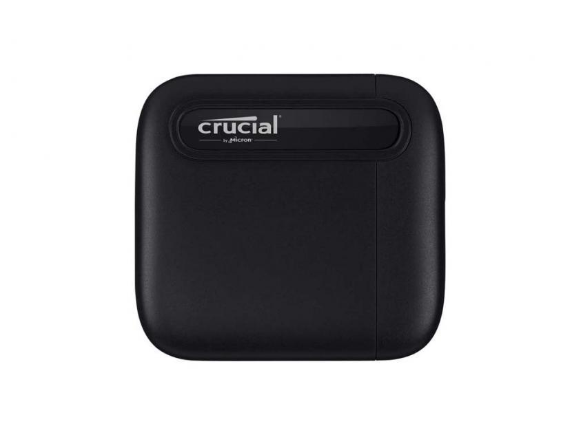 Εξωτερικός Σκληρός Δίσκος SSD Crucial X6 2TB (CT2000X6SSD9)