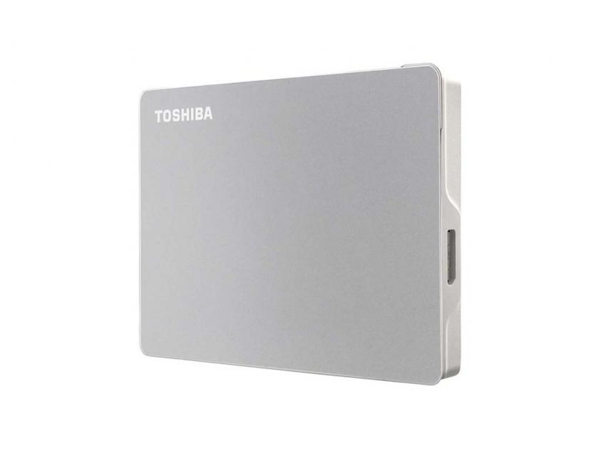 Εξωτερικός Σκληρός Δίσκος HDD Toshiba Canvio Flex 1TB USB 3.2 (HDTX110ESCAA)