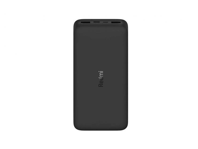 Power Bank Xiaomi Redmi 20000mAh Black Global (VXN4304GL)